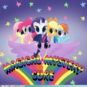 Roll Up, Roll Up for the Magical Mystery Cure! Step Right This Way!