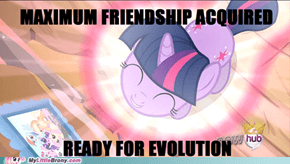 What? TWILIGHT is evolving!