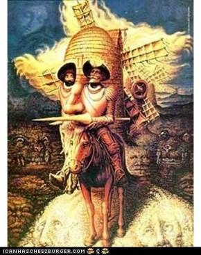 One Of My Favorite Books. Don Quixote