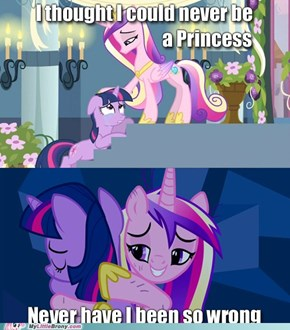 I thought I would hate Princess Twilight