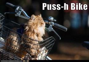 Puss-h Bike
