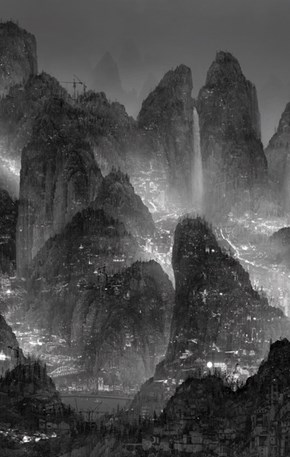Imagining a New Kind of Cityscape in China