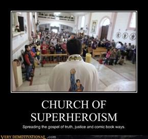 CHURCH OF SUPERHEROISM
