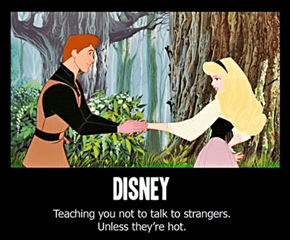 Legit Advice From Disney
