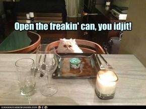 Gracious dining.