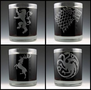 Game of Handsome Glasses