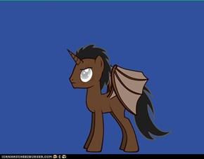 Is my pony an alicorn now?