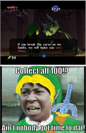 The troubles of Link