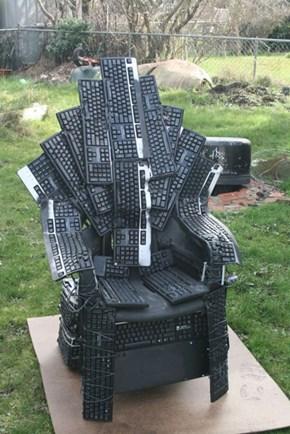 Nerd Throne
