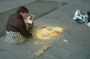 Chalk Portrait WIN