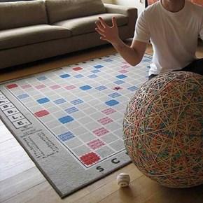 Scrabble-tastic WIN