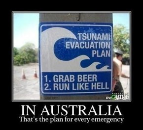 Nothing Like a Drunken Emergency