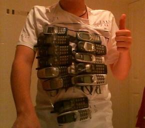 Bulletproof Vest, Check!