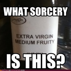 Extra Virgin Medium Fruity
