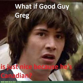 GGG Must Be Canadian