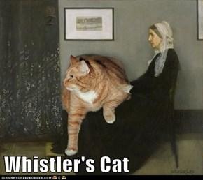 Whistler's Cat
