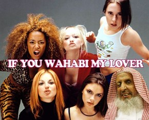 if you wahabi my lover