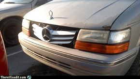The new Mercedes T&C380