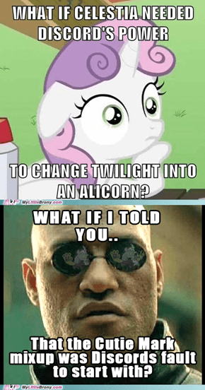 What if I told you that this makes sense?