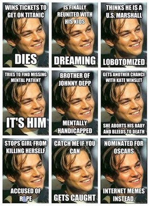 The Ultimate Collection of Bad Luck Leo