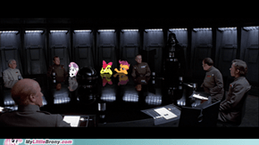 I find your lack of cutie marks...