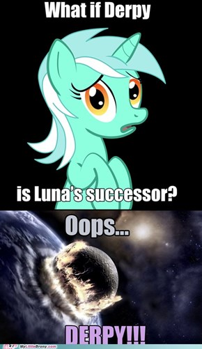 Was Luna's Plan All This Time