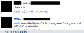 That's Why They Call Them Hayters