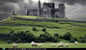 Carraig Phádraig, Ireland.