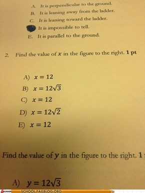 """The answer is """"A."""""""
