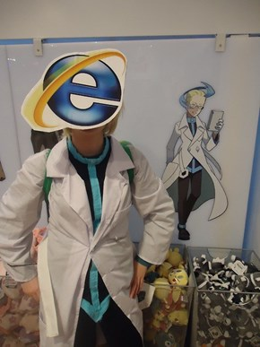 Accurate colress cosplay