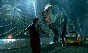 Jurassic Cage
