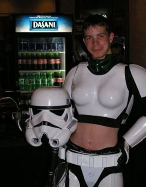 Those Were Not the Droids I Was Looking For!