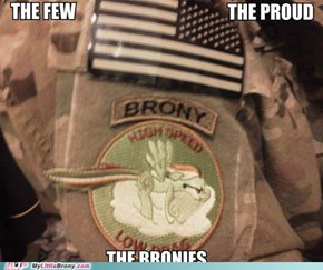 The few, The Proud,