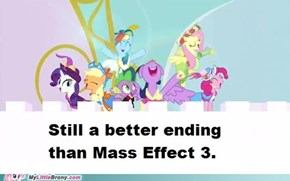 My Little Pony Effect 3