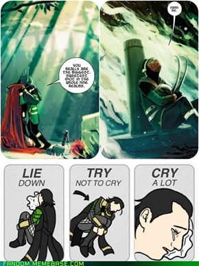 All the Loki feels.