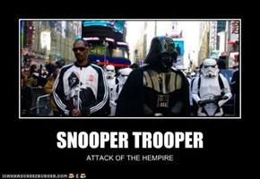 SNOOPER TROOPER
