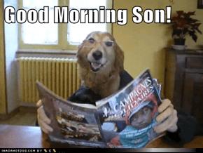 Having any Breakfast?