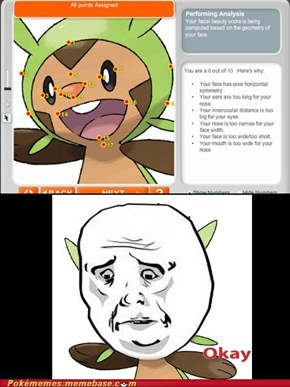 I guess Chespin's not so cute
