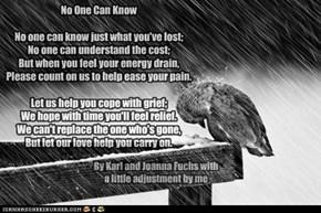 My Deepest Sympathy...