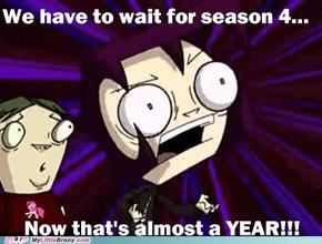 You Thought Season 3 Was A Long Wait