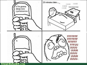 Phone Rage!