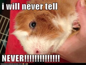 i will never tell  NEVER!!!!!!!!!!!!!!