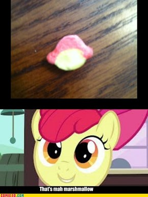 Applebloom is the new Rarity
