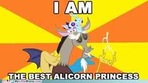 My Princess Is Discord