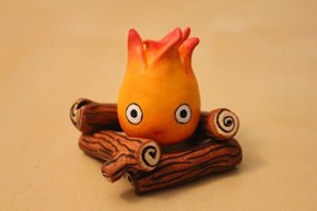 Little Calcifer