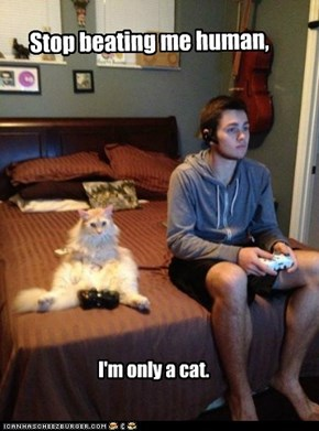 At least He's not Grumpy Cat