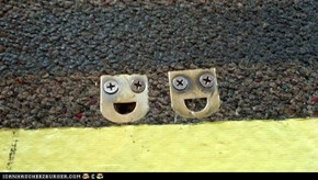 Happy door latches