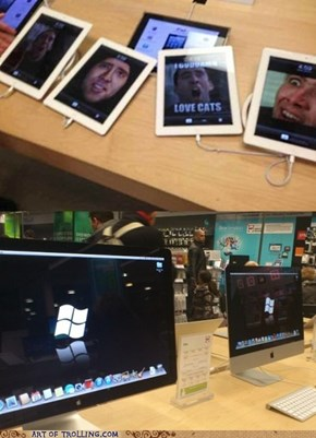 Local Apple Store Just Opened