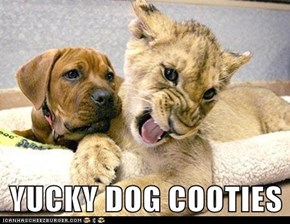 YUCKY DOG COOTIES