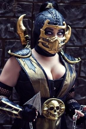 Lady Scorpion